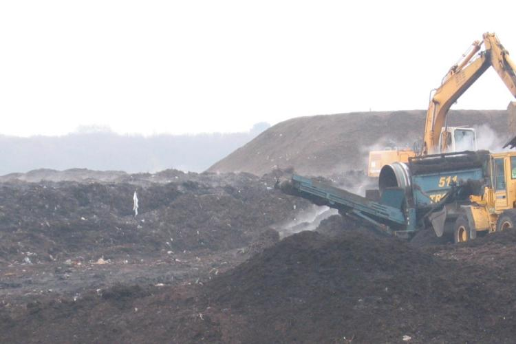 Hafren Water: Landfill and permitting
